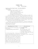 SOẠN VĂN 11 BÀI :CHIỀU TỐI (HỒ CHÍ MINH)