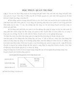 tổng hợp tài liệu ôn thi học phần quản trị học