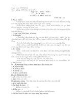 Giáo án văn 7-soạn chi tiết