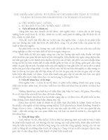 CHỦ NGHĨA MÁC-LÊNIN, TƯ TƯỞNG HỒ CHÍ MINH-NỀN TẢNG TƯ TƯỞNG VÀ KIM CHỈ NAM CHO HÀNH ĐỘNG CÁCH MẠNG CỦA ĐẢNG