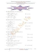 tuyển tập hệ phương trình giải được bằng phương pháp đánh giá
