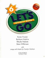 Let''''s go 6- Student Book