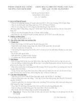 Kế hoạch cá nhân 2013 (Hải)