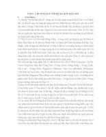 TIỂU LUẬN MÔN TÀI CHÍNH QUỐC TẾ CHÂU Á ĐƯƠNG ĐẦU VỚI BỘ BA BẤT KHẢ THI