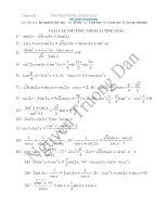 ôn tâp phương trình lượng giác