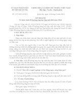 KE HOACH TO CHUC HUONG UNG TUAN LE HOC TAP SUOT DOI NĂM 2013