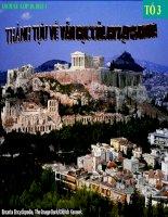 Văn học cổ đại của Hy lạp và Roma