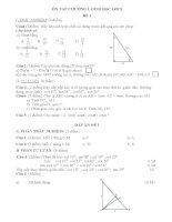 5 đề ôn c1 hình 9 có đáp án