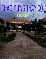 Bai 10: Tu ngu ve ho hang. Dau cham, dau cham hoi