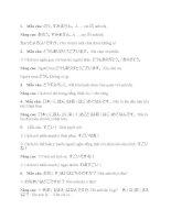 100 mẫu câu giao tiếp thông thường của NHK