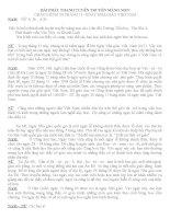 bài phát thanh măng non tháng 11 chào mưng ngày nhà giáo Việt Nam