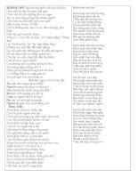 Những bài thơ về ngày nhà giáo