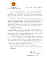 Thư chúc thầy cô giáo nhân nNHafhasf giáo VN 20.11.2013
