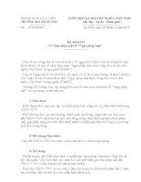 kế hoạch tuần lễ ngày pháp luật năm học 2013-2014