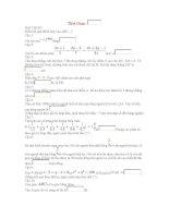 Bài thi số 3 vòng 7 lớp 7