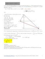 tuyển chọn các bài toán điện xoay chiều hay có hướng dẫn giải chi tiết