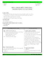 giải bài tập lý lớp 7