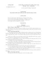 tài liệu ôn tập thi tuyển công chức thuế năm 2010