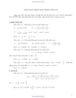 100 bài toán ôn tập thi học sinh giỏi máy tính cầm tay khối thpt
