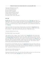 phân tích bài thơ thuật hứng số 24 của nguyễn trãi