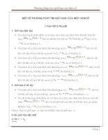 Các phương pháp tìm giới hạn hàm số 11