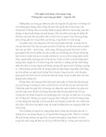 phân tích chủ nghĩa anh hùng cách mạng trong tác phẩm những đứa con trong gia đình của tác giả nguyễn thi
