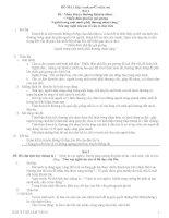 Dàn ý mẫu các bài tập làm văn lớp 9
