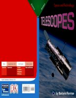 telescopes space and technology