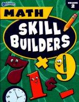 math skill buiders grade 2