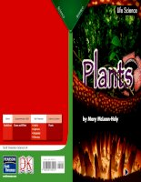 plants life science