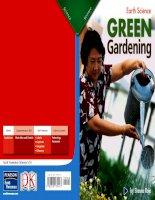 science green gardening