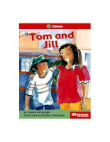 tom and jill science