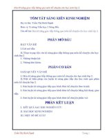 skkn Rèn kĩ năng giao tiếp thông qua môn kể chuyện cho học sinh lớp 2