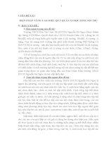 skkn BIỆN PHÁP NÂNG CAO HIỆU QUẢ QUẢN lí học SINH nội TRÚ