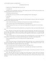 một số bài văn mẫu lớp 10 chọn lọc