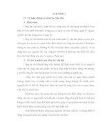 báo cáo công tác văn thư ở ubnd quận ba đình
