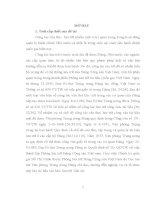 Công tác lưu trữ ở Học viện Chính trị quốc gia Hồ Chí Minh - thực trạng và giải pháp