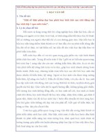 skkn Một số biện pháp dạy học phát huy tính tích cực của HS lớp 1 môn toán