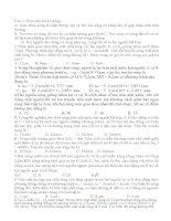 Giao thoa sóng cơ học Vật Lý 12