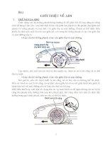 hệ thống chống bó cứng phanh trên ô tô