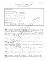 80 bài tập tự luận  Phương trình trạng thái và các định luật  10 NC có đáp án