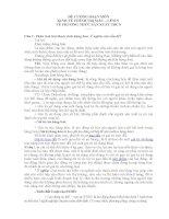 ĐỀ CƯƠNG SOẠN MÔN KINH TẾ CHÍNH TRỊ MÁC – LÊNIN VỀ PHƯƠNG THỨC SẢN XUẤT TBCN