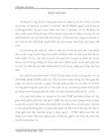 """Cải cách thủ tục hành chính theo cơ chế """"Một cửa"""" tại UBND thành phố Long Xuyên - Thực trạng và giải pháp"""