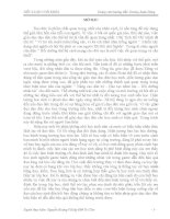 """Giáo dục đạo đức học sinh ở trường tiểu học """"C"""" TT Ba Chúc huyện Tri Tôn hiện nay – Thực trạng và giải pháp"""