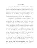 """""""Đấu tranh phòng, chống tệ nạn xã hội trên địa bàn phường Mỹ Hòa, thành phố Long Xuyên - Thực trạng và giải pháp"""