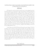 tìm hiểu nội dung và giá trị trong di chúc của chủ tịch Hồ chí minh (tác phẩm di chúcđc đăng trong Hồ chí minh toàn tập tập 12)