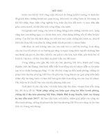 Giải pháp nâng cao hiệu quả công tác đấu tranh phòng, chống tội ở địa bàn phường Mỹ Hòa, thành Phố Long Xuyên, tỉnh An Giang từ nay đến năm 2015