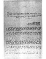 Vài nét về ảnh hưởng của cách mạng tháng 10 và công cuộc xây dựng chủ nghĩa xã hội ở Liên Xô đến cách mạng Việt Nam từ 1917 đến 1930