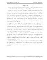 Kế toán giá thành công trình Nhà văn hóa tổ dân phố Trung Kiên – phường Dương Nội tại Công  ty Đầu tư và phát triển nhà Hà Nội số 15