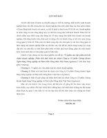 Phân tích tình hình tài chính Công ty Cổ phần Chứng khoán Ngân hàng Nông nghiệp và Phát triển Nông thôn Việt Nam (Agriseco)